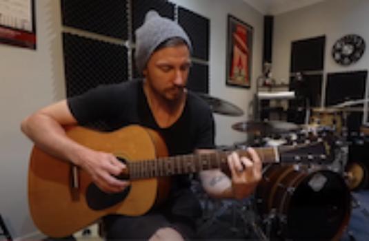 Brendan Guitar Web Pic