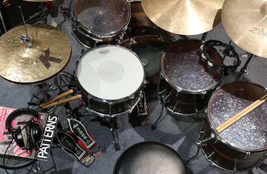 The Drum Practice studio 3