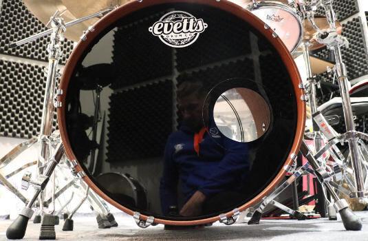 The Drum Practice studio 4