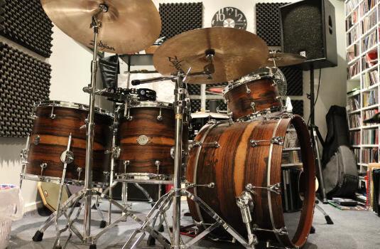 The Drum Practice studio 5