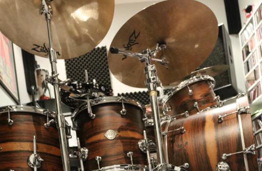 The Drum Practice studio